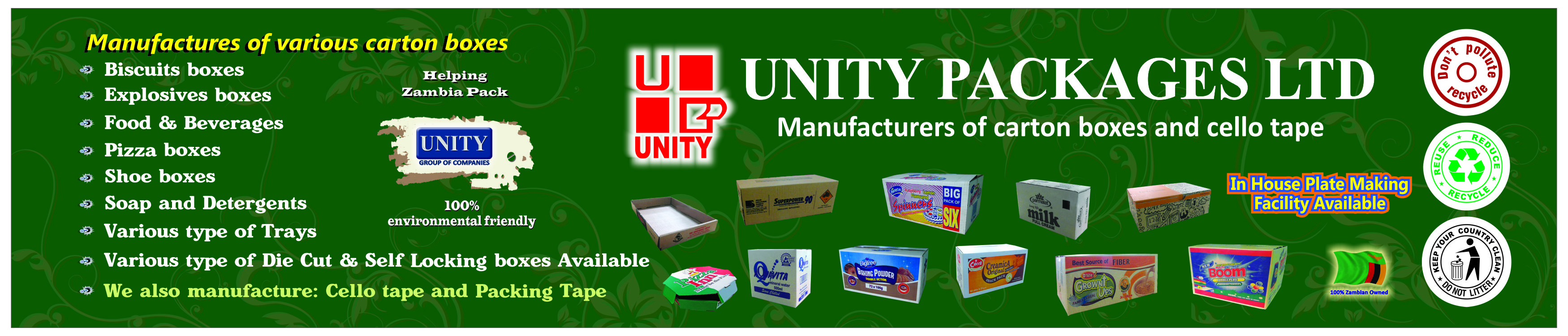 UNITY CONTAINER ADVERT - 3